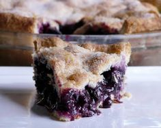 Classic Homemade Blueberry Pie Says: I've made this recipe for years. I think it was from an early 1980's Canadian Living Magazine ~ from Thibeault's Table