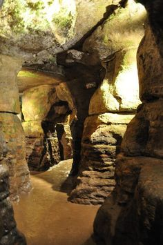 Olentangy Indian Caverns, Delaware Ohio