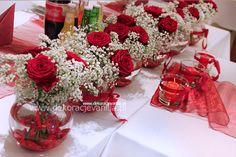 Znalezione obrazy dla zapytania przybranie kościoła gipsówki z różą