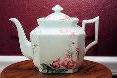 Limoges Teapot by CadeesCloset on Etsy, $55.00