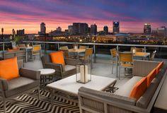 Celebrate Day-Drinking Season at Nashville's Best Rooftop Bars