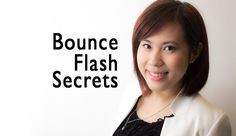 Bounce Flash Secrets – Bouncing Your Way to Better Photography - Top Trends Flash Photography Tips, Digital Photography School, Photography Basics, Photoshop Photography, Camera Photography, Photography Tutorials, Light Photography, Better Photography, Amazing Photography