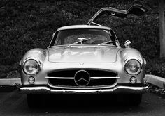 1954 Mercedes-Benz 300SL by Alain Perri