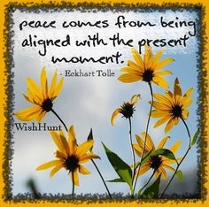 Peace quote via www.WishHunt.com