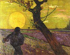 La naturaleza ensoñada de Van Gogh