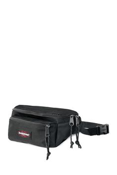 The Doggy Bag by Eastpak is a lightweight bumbag perfect for your essentials. It has a zipped main compartment, a secure pocket at the back, a zipped front