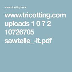 www.tricotting.com uploads 1 0 7 2 10726705 sawtelle_-it.pdf