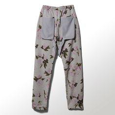 adidas - Floral Track Pants
