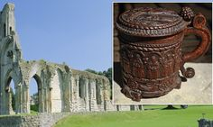 Rare 16th century oak tankard known as 'Glastonbury's Grace Cup' is returned to the town for first time in 125 years
