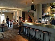 Marathonweg Amsterdam: new restaurant hotspot in Amsterdam South