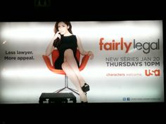 Fairly Legal - February 2011 - NYC
