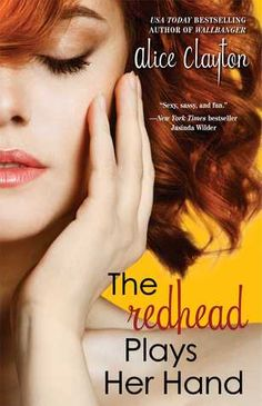 WiLoveBooks: Review: The Redhead Plays Her Hand by Alice Clayton