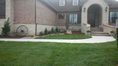 Landscape Design Services - Landscaping Designing - Wichita. We provide landscaping construction services including hardscapes and water features to the Wichita metro area.
