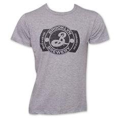 Brooklyn+Brewery+Grey+&+Black+Shirt
