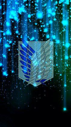 Wallpaper Wings of Freedom - Attack on Titan -Shingeki no Kyojin