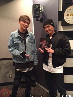 Imaichi Ryuji & Shokichi