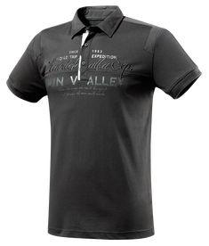 ELLAN Short-sleeved polo shirt, polycotton jersey 170 gsm €49.95  http://estore-uk.sun-valley.com/printemps-ete-2012/homme/t-shirt-polo-shirt/ellan.html#  _ ...