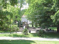 Spielplatz im Theater-Park
