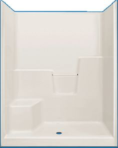 Fiber Fab Shower Models One Piece Luxury Shower Stall