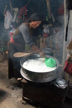 Preparing Cheese . Tibet. Tibet is a different nation of China. Tibet is not a part of China but a country.