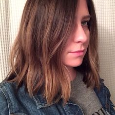Super in love with @LeFashion's new haircut.