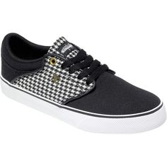 DC Mikey Taylor Vulc TX SE Shoe ($70) ❤ liked on Polyvore featuring shoes, dc shoes and dc shoes footwear