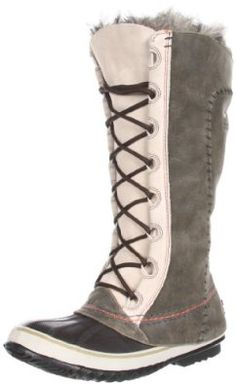 Sorel Cate the Great Deco Winter Boots - Women\'s | Happy Feet ...