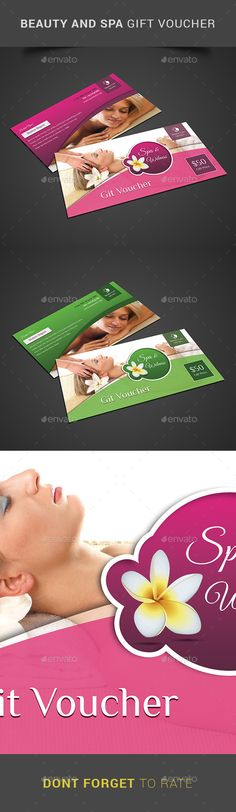 Spa treatment tri fold brochure template will be a good choice for - spa brochure template