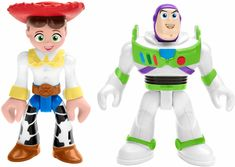Fisher-Price Imaginext Disney Pixar Toy Story 4 Buzz Lightyear And Jessie Mickey Mouse Clubhouse, Minnie Mouse Party, Mouse Parties, Disney Toys, Disney Pixar, Jessie Characters, Toy Story Figures, Shopkins Season, Coupon Queen