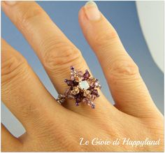 Le gioie di Happyland - patterns: Anelli/rings