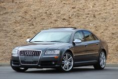 Bid for the chance to own a 2007 Audi at auction with Bring a Trailer, the home of the best vintage and classic cars online. S8 Audi, Gta, Wide Body, Classic Cars Online, Audio System, Cars And Motorcycles, Hot Rods, Leather, Beauty