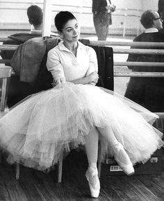 """Margot Fonteyn was the most famous ballerina during my childhood. Iconic in her own right and then doubly so due to her professional relationship with Rudolf Nureyev. Her """"look"""" wasn't perhaps so different from that of many other ballerina's before or since, with hair in a high bun and classic winged eyeliner - but, for me, since the age of 5 she was the face of ballet."""