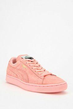 puma suede classic mono pastel rosa