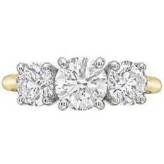 Tiffany & Co. 0.90 Carat GIA Cert Round Brilliant Diamond Engagement Ring