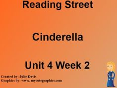 This is a SmartBoard activity for Reading Street Common Core Edition Unit 4 Cinderella. This is a 5 day lesson with multiple activities for each day that include high frequency words colors & sign, inflected ending -er & -est, long e such as ea, journal activities, games, videos and much more. This lesson also includes learning about how a story can be a treasure and fairy tales. There is also lessons on theme and adjectives for colors and shapes. This follows the lesson exactly.