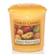 Votive Mango Peach Salsa / Mangue Peche