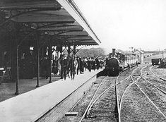 Cromer High station in the late century North Coast, East Coast, Disused Stations, Cromer, Train Stations, British Rail, Steam Locomotive, Norfolk, Railroad Tracks