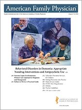 Conduct Disorder: Diagnosis and Treatment In Primary Care - American Family Physician