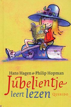 Jubelientje leert lezen - voorleesboek voor mijn 5-jarige, leuk boek over meisje die gekke dingen meemaakt in eenvoudige situaties (alle Jubelientje boeken zijn leuk!)