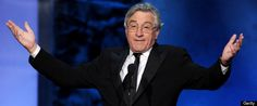 Robert De Niro Comes To Grips With Vine