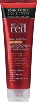 John Frieda Radiant Red Colour Magnifying Daily Conditioner 250 ml hakkında kapsamlı bilgilere bu sayfadan ulaşarak bilgi sahibi olabilirsiniz.