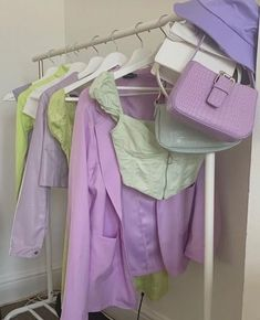 Inspo Via Pinterest! loving all the lilac and lime in store store at the moment 💜 Purple Aesthetic, Aesthetic Fashion, Aesthetic Clothes, Daphne Blake, K Fashion, Fashion Outfits, Color Fashion, Fashion Killa, Looks Style