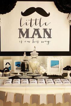 JoJo Boo Designs: A Little Man Baby Shower