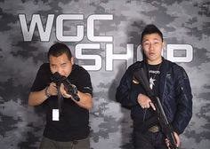 Public Enemy On WGC Hephaestus AK GBBs