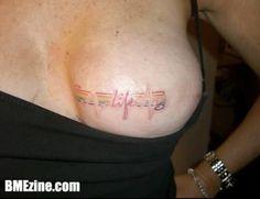 tatouages apres mastectomie 5   Tatouages après mastectomie étonnants   tatouage tatoo sein photo mastectomie image cancer avant après ablat...