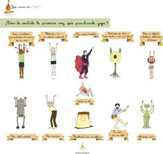 #yoga #ilustración #meditación #hatha