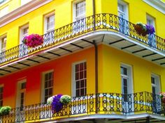 Easter Sunday in the French Quarter, New Orleans