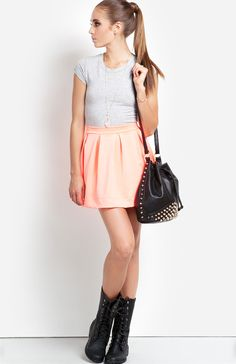 Check out Rock n Roll Stroll at DailyLook    - love that its so simple