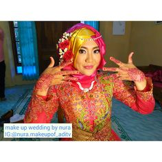 Nura Make Up Of ADITV: Paket Pengantin Muslim
