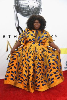 Plussize African Print Fashions on Pinterest